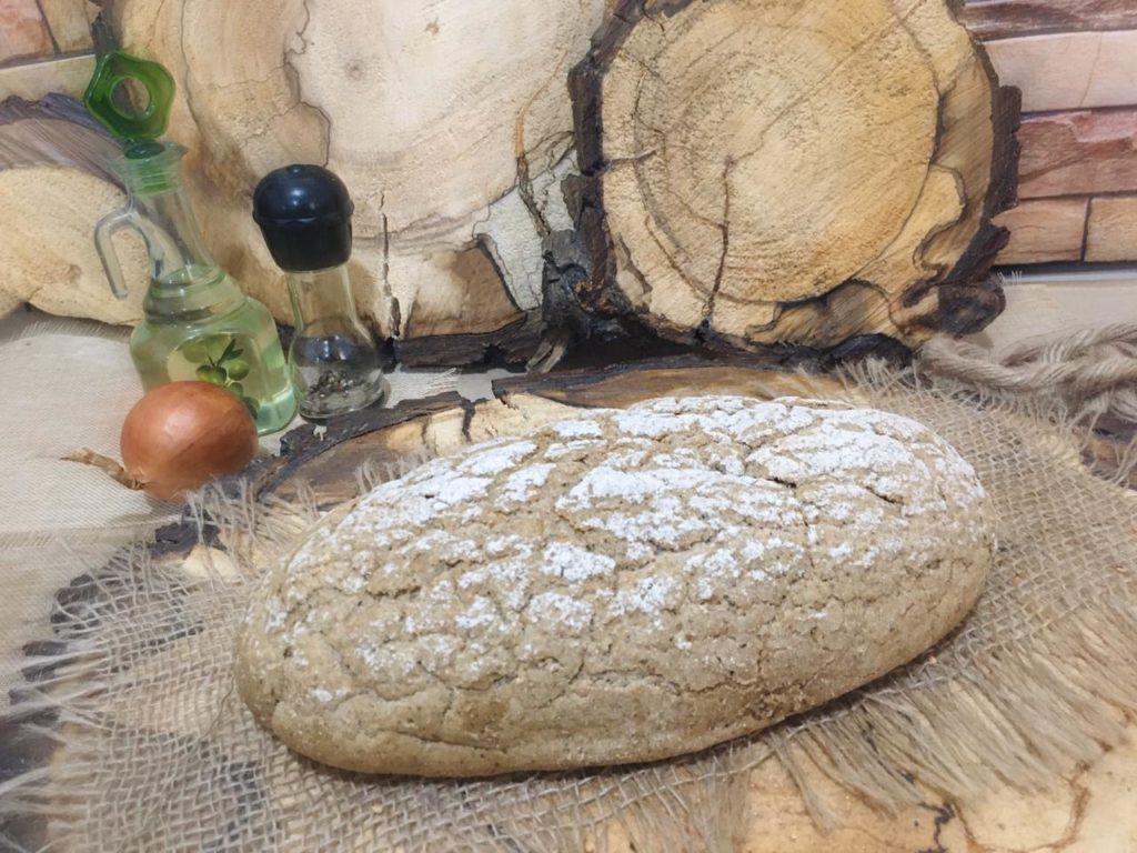 хлеб с семенами подсолнечника